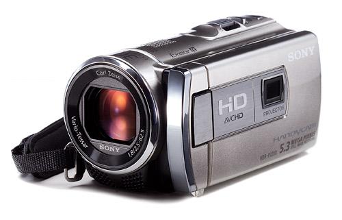 تنظیمات دوربین Sony HDR-PJ200