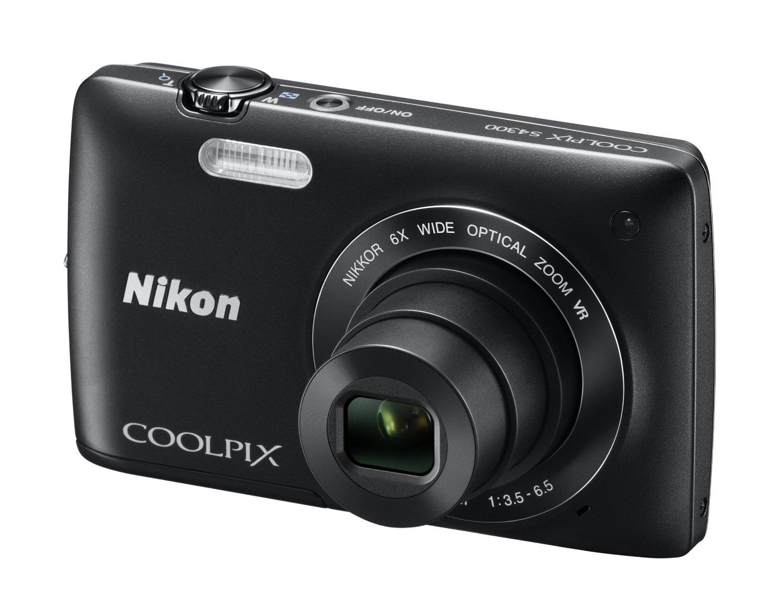آموزش دوربین نیکون Coolpix S4300