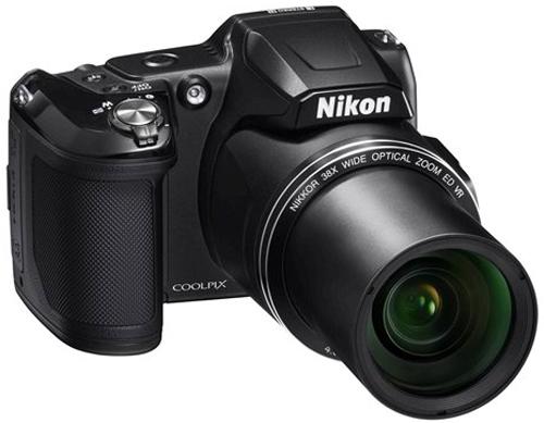 آموزش دوربین نیکون Coolpix L840