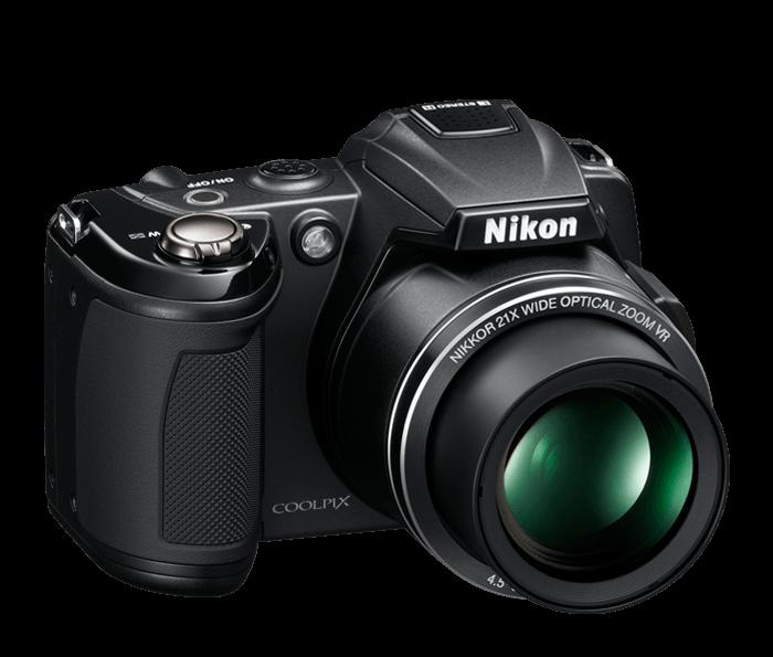 آموزش دوربین نیکون Coolpix L120