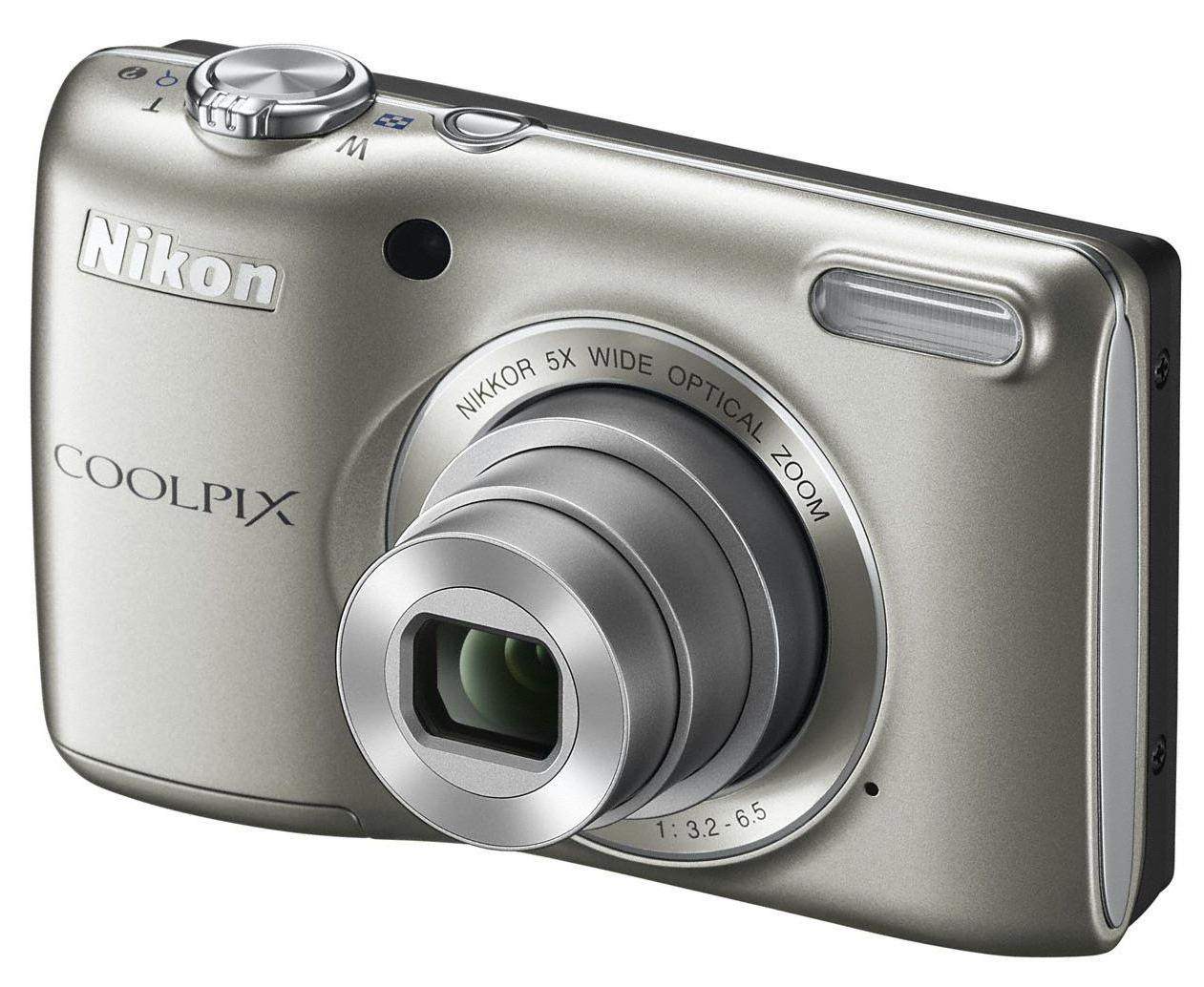 آموزش دوربین نیکون Coolpix L26