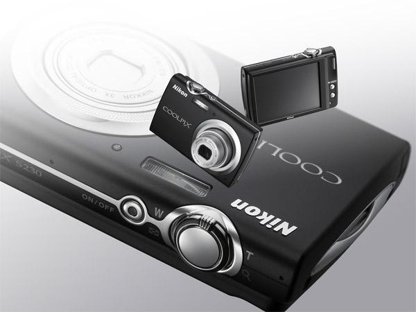 آموزش دوربین نیکون Coolpix S230