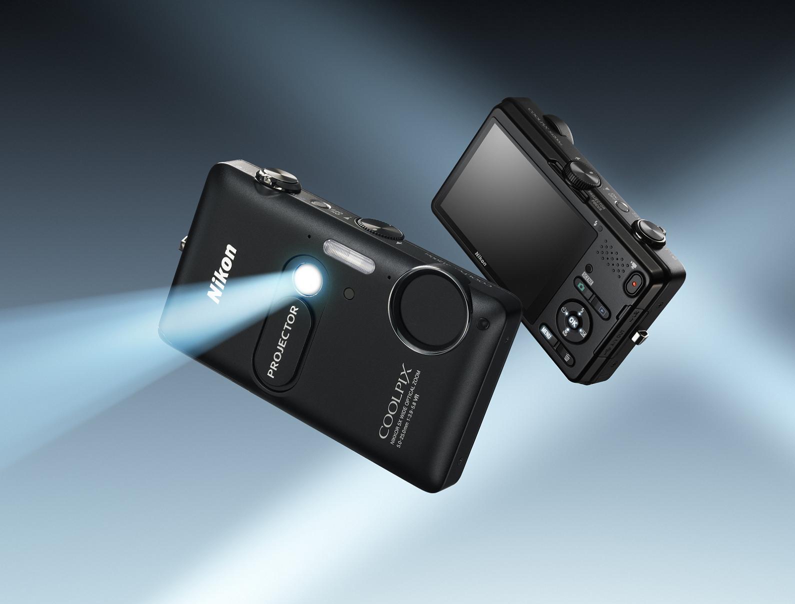 آموزش دوربین نیکون Coolpix S1200pj