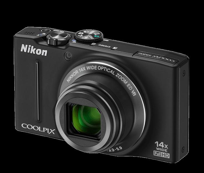آموزش دوربین نیکون Coolpix S8200