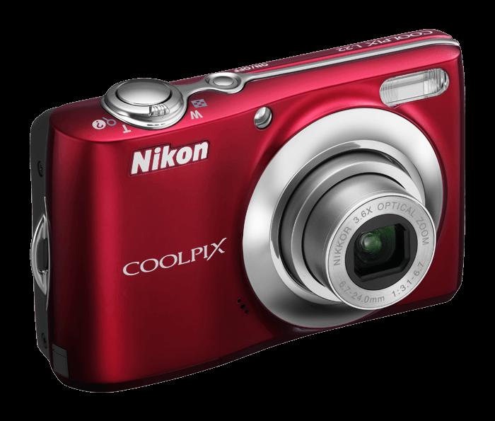 آموزش دوربین نیکون Coolpix L22