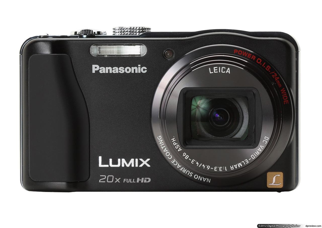 آموزش پاناسونیک Lumix DMC-ZS20 (Lumix DMC-TZ30)