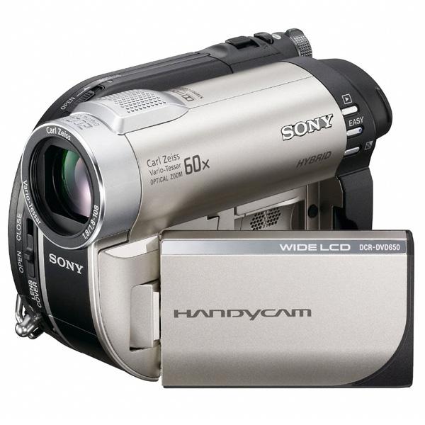 ارزیابی دوربین فیلمبرداری