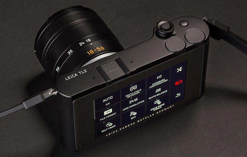 -camera-reviews main Leica TL2 1 - لایکا TL2 را معرفی کرد؛ دوربینی بدون آینه با هزینه 2 هزار دلاری