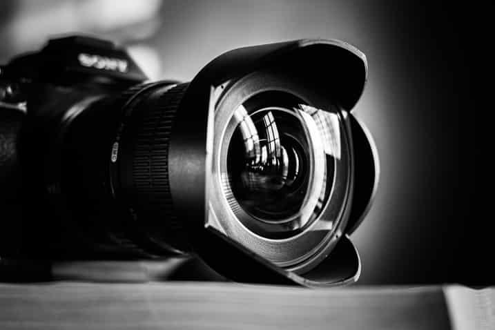 چرا عکاسی با لنز های واید توصیه نمی شود ؟