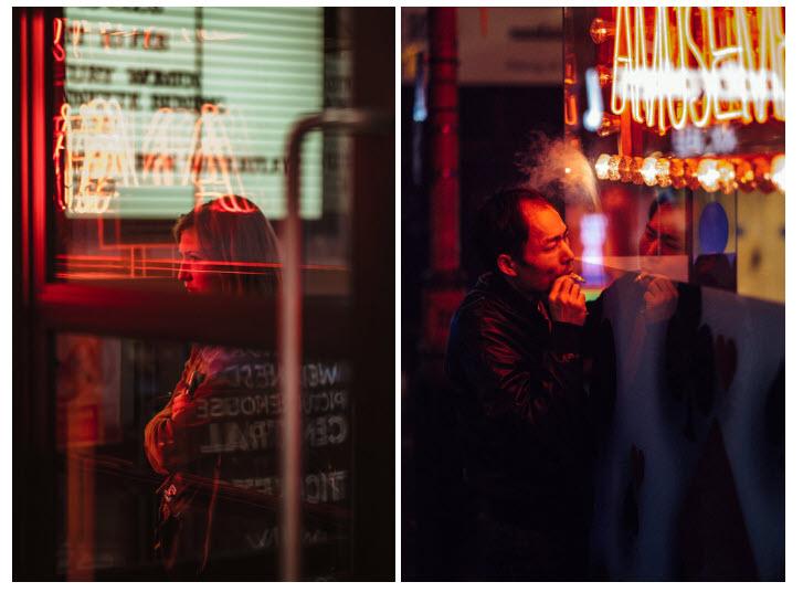 -learning-blog 4444 - ۷ نکته برای عکاسی خیابانی در شب